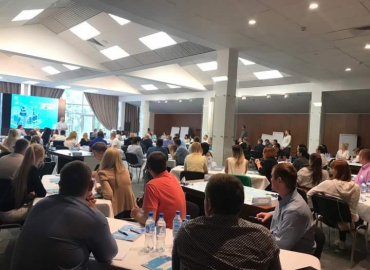 Конференция руководителей крупной розничной компаний по теме «Турбулентный VUCA мир»