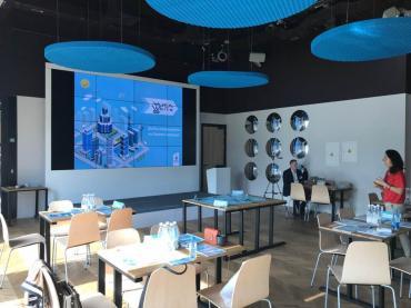 Бизнес-КВИЗ и симуляция VUCA World на бизнес-завтраке BIRC Int.